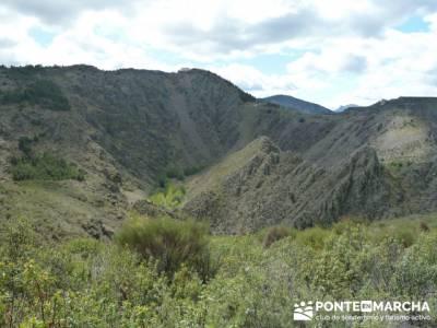 Senda Genaro - GR300 - Embalse de El Atazar - Patones de Abajo _ El Atazar; rutas senderismo castell